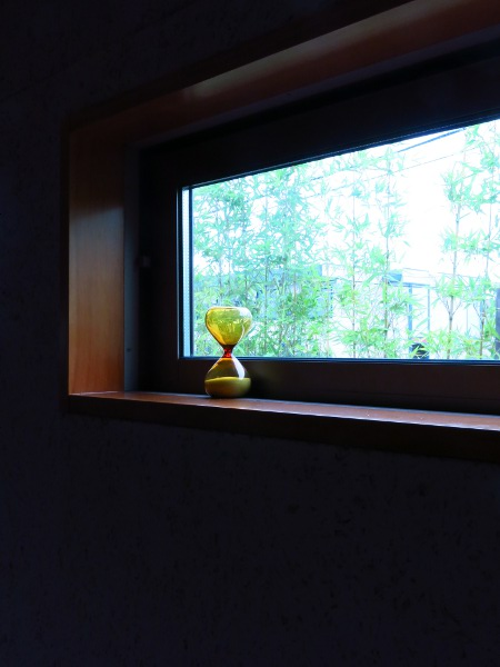 salonさんの窓