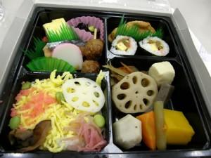 お昼ご飯にいただいたお寿司