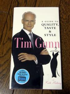 ティム・ガンの本