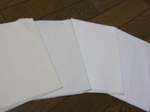 パーソナルカラーの白