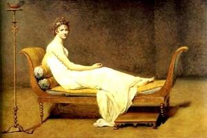 ダヴィッド「レカミエ夫人の肖像」