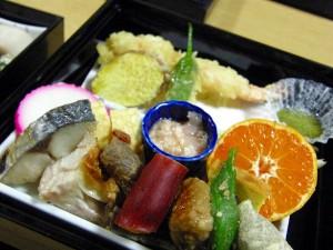 2010年 出雲 ランチ交流会 なが田のお料理