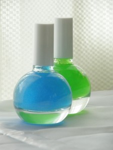 ラブカラーズ ブルーとグリーン